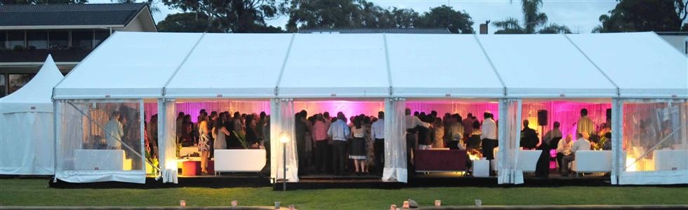 Go Marquee - Beautiful marquees and party tents for your event